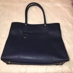 "Rebecca Minkoff""MAB.Large Tote,approx.Size-14x11"""